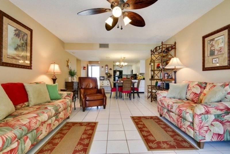 Panama City Beach condo for rent