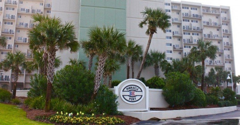 fully furnished condo Panama City Beach